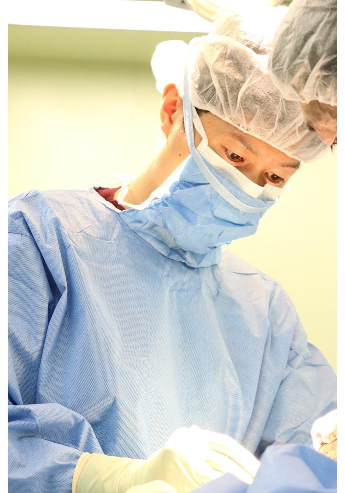 松村成毅医師の写真