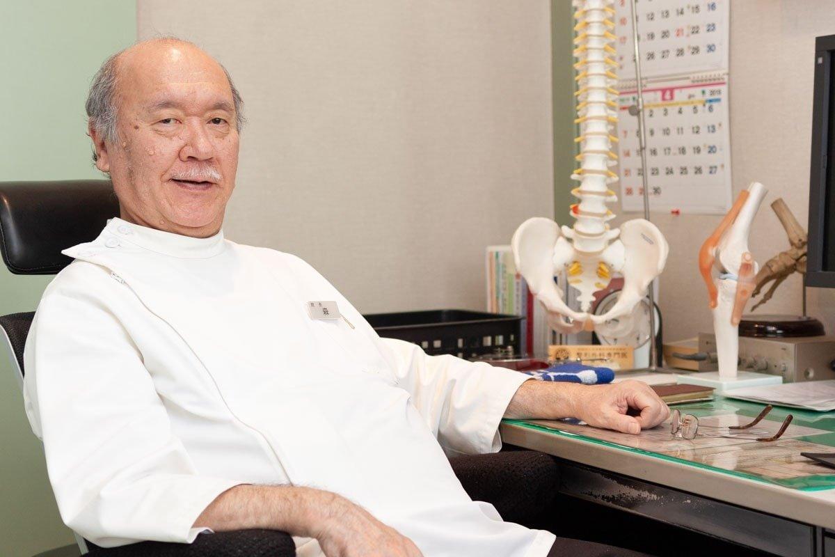 森整形外科 院長 森龍太郎医師
