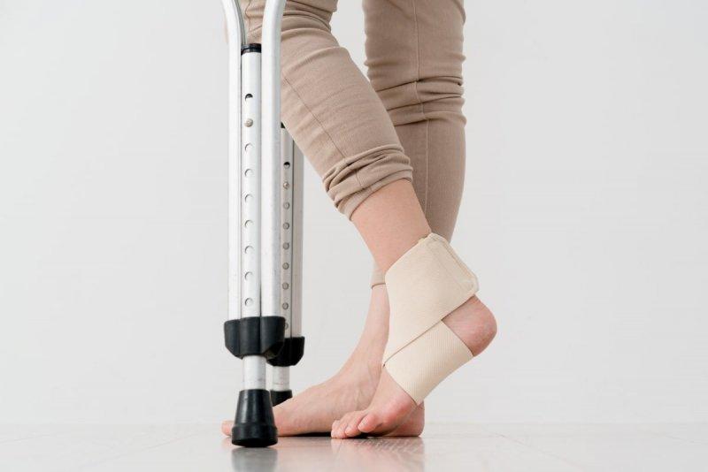 変形性関節症の装具例
